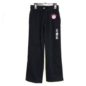 CONVERSE Girls Black Sweatpants